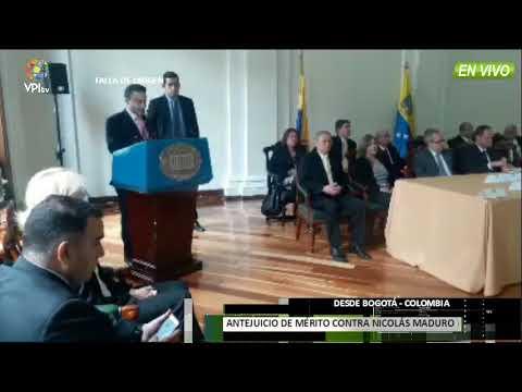 Venezuela. TSJ en el exilio solicitó orden de captura internacional contra Maduro -VPItv