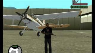 Mods Aviones Diferentes Para GTA:SA (Grand Theft Auto San Andreas)