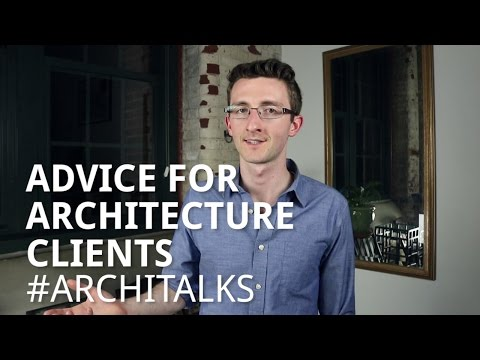 How to pick an architect