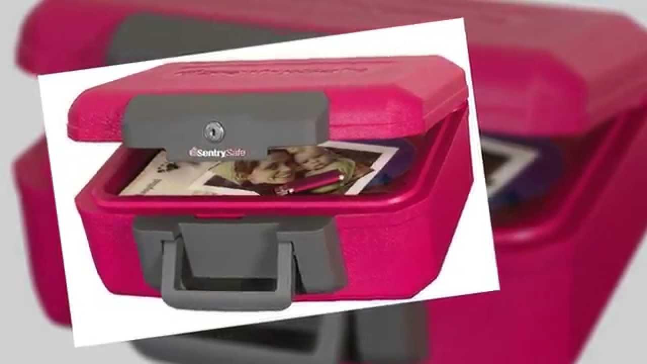 Pink Sentry Safe Review Sentrysafe 1200pk Pink Bca Fire