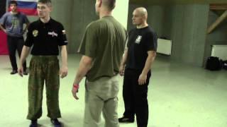Психологическая подготовка в бою(Инструктор Денис Ряузов провел семинар в Будапеште в 2012 г. На семинаре демонстрировалась техника ножевого..., 2013-10-04T07:58:34.000Z)