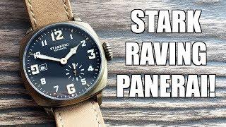"Heavenly King Watch Pt 2! StarKing Retro Bronze ""Wood"" Auto (AM259) c/o GearBest - Perth WAtch #182"