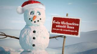 Pro DP Verpackungen wünscht Ihnen Frohe Weihnachten | Pro DP Ronneburg