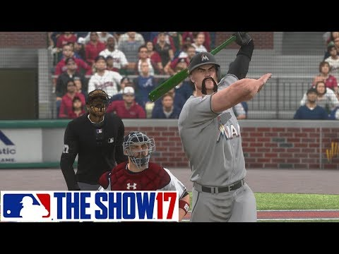 Power Swing is Working - MLB The Show 17 - Road To The Show ep. 19