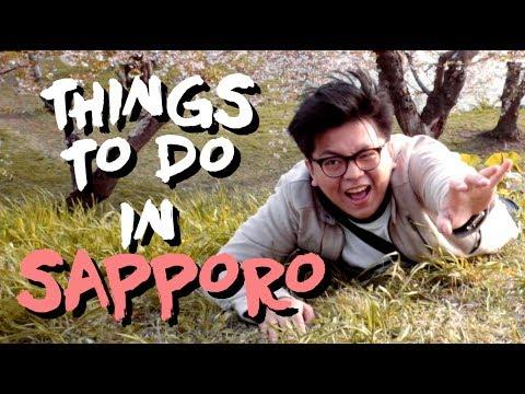 11 HAL YANG HARUS DILAKUKAN di SAPPORO - Part 1