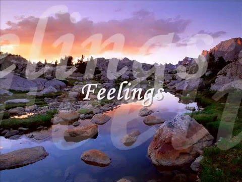 Feelings - Morris Albert (lyrics)