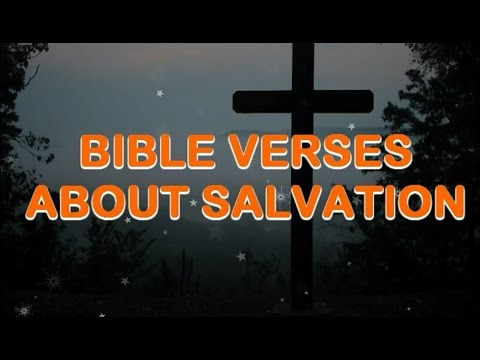 Bible Verses About Salvation