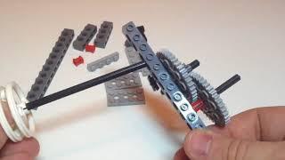 Блендер з LEGO - інструкція