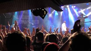 August Burns Red LIVE The Blinding Light : Amsterdam, NL :