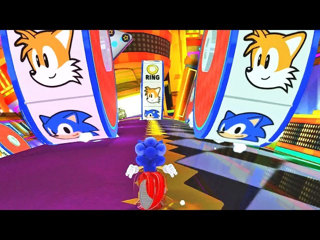 Sonic Lost World #07: Chefe do Mundo Gelado - Nintendo Wii U exclusivo gameplay