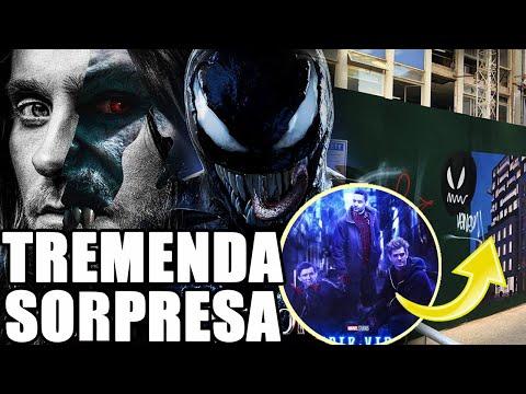 ¡LO RETRASAN! Morbius hasta el 2021 y trailer de Venom esta semana: CONFIRMAN ¿SPIDER-VERSE?