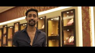 Mohit Rai feels that Tanishq is a vision of grandeur and elegance!