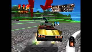 Crazy taxi3 long play