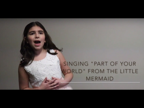 Staten Island's aspiring Broadway star in the making