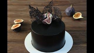 Бисквитный Торт ТРИ ШОКОЛАДА ✧ Triple Chocolate Cake Recipe ✧ Üç Çikolatalı Pasta Tarifi