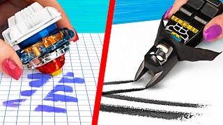 9 Seltsame Möglichkeiten, Puppen Und Spielzeug In Die Klasse Mitzunehmen / Lifehacks Für Die Schule