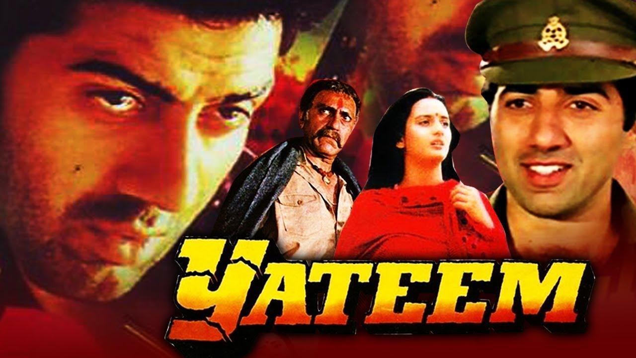 Download Yateem (1988) Full Hindi Movie | Sunny Deol, Farah Naaz, Danny Denzongpa