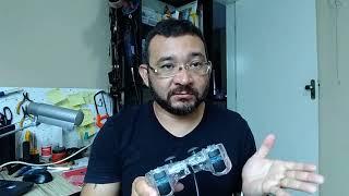 Controle PS2 sem fio usando Arduino #1 (modelismo)