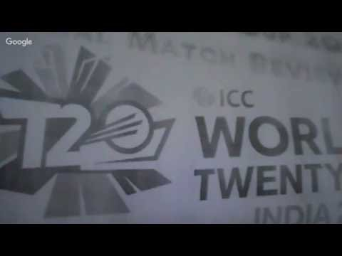 ICC t20 World cup Final 2016 Live Ingland VS Westindies