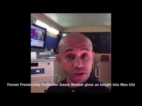 Former Premiership Footballer Danny Webber