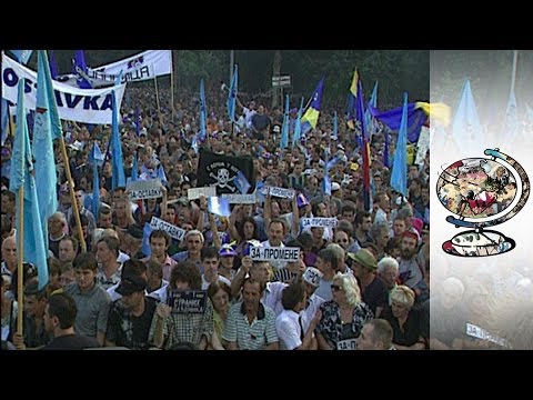 How Yugoslavia Turned Against Milosevic (1999)