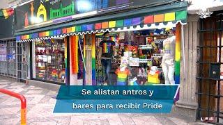 Luego de permanecer cerrados por más un año y recientemente reinventarse para abrir sus puertas antros, bares y establecimientos de la capital se alistan para recibir a la comunidad LGBT durante la marcha del orgullo 2021