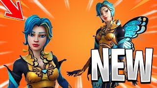 [🔴 LIVE FORTNITE] A NEW SKIN -PAPILLON- ARCHI FRAIS DISPO IN THE BOUTIQUE