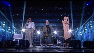 Rizky Febian, Isyana Sarasvati, Maudy Ayunda - Medley LOVE SONG - LIVE from NET 4.0 MP3