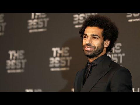 محمد صلاح يفوز بجائزة أفضل لاعب إفريقي للمرة الثانية على التوالي  - 10:55-2019 / 1 / 9