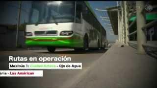 Inicio de operaciones de la Línea 2 del Mexi