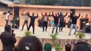 laembadgini (diljeet) performed by scd govt college boys