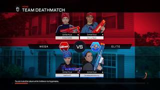 Nerf War:  Mega vs Elite thumbnail