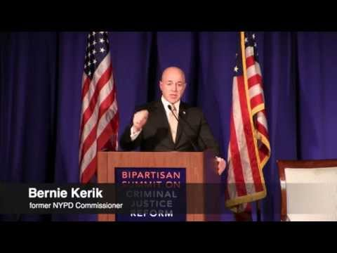 Bipartisan Summit: Bernie Kerik, former NYPD Commissioner