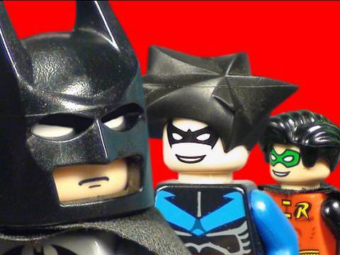 Lego Batman - Nightwing's Return