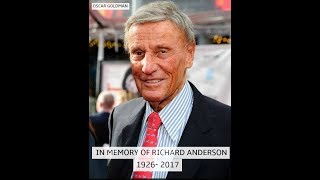 IN MEMORY OF RICHARD ANDERSON