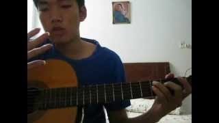 Hướng dẫn Haru Haru (Sungha Jung) Pt 2.1: Verse