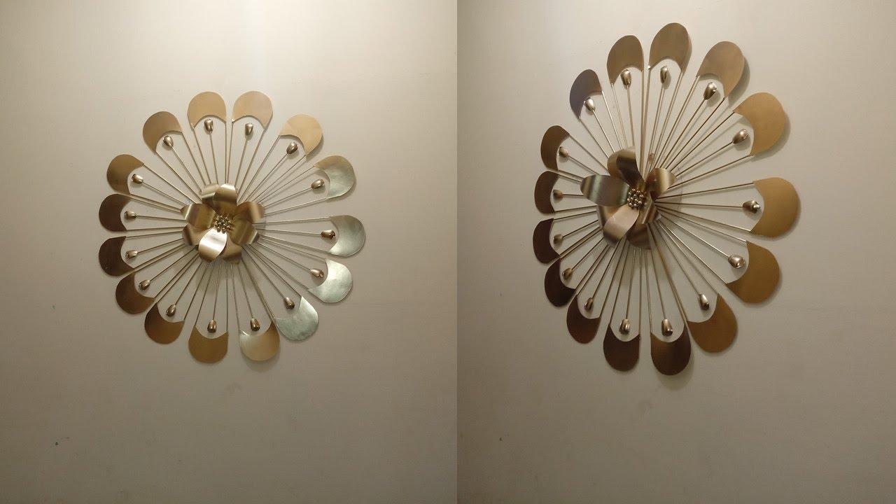 Adorno para la pared econ mico y elegante wall decoration - Adornos de pared de forja ...