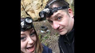 Exploring box hill quarry.