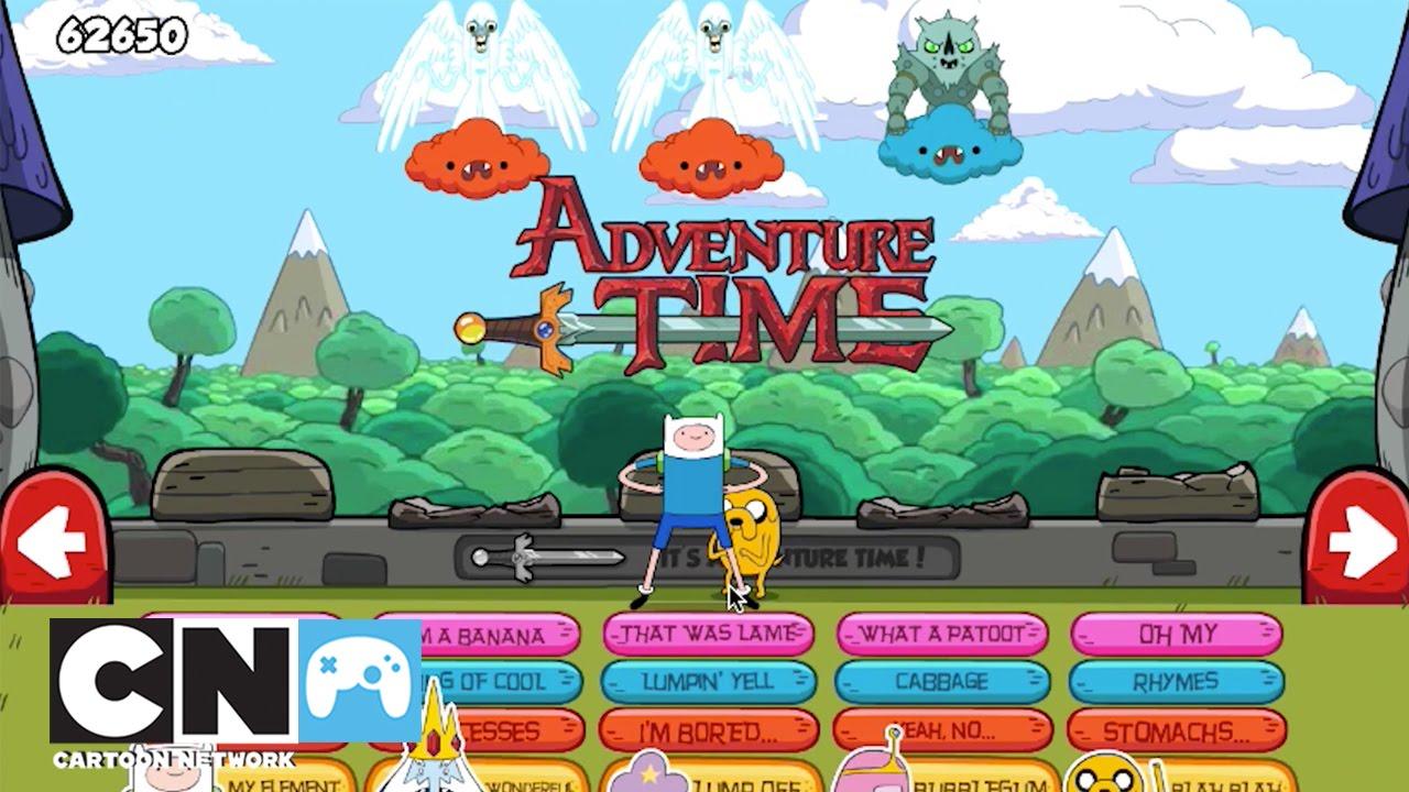 adventure time | ses kalesi | nasıl oynanır | cartoon network