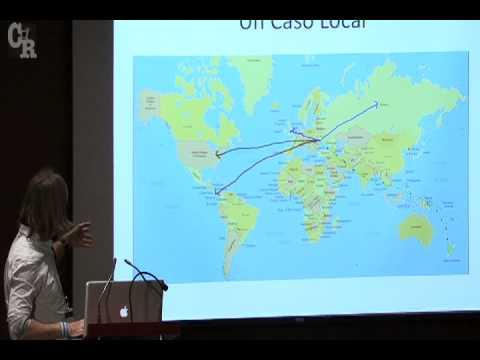 El rastreo del dinero global