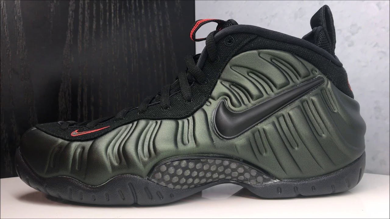 purchase cheap 37586 da931 NIKE FOAMPOSITE PRO SEQUOIA BLACK TEAM ORANGE UNDEFEATED SNEAKER REVIEW +  RAPTOR 4