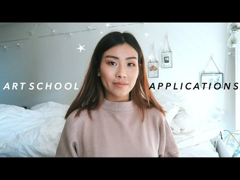 ART SCHOOL APPLICATIONS // Q&A RISD & Parsons