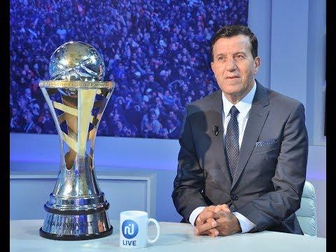 نسمة ويكاند رياضة- المنتخب التونسي يتوج بلقب بطولة أمم إفريقيا لكرة السلة 2017 مع علي البنزرتي