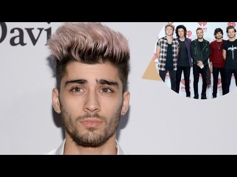 Zayn Malik Reveals the Only One Direction Member He Still Talks To