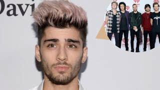 Zayn Malik Reveals the Only One Direction Member He Still Talks To
