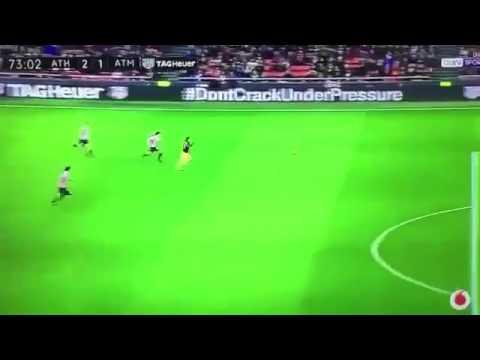 Griezmann Chip Goal! (Ath. Bilbao 2-2 Atletico Madrid)