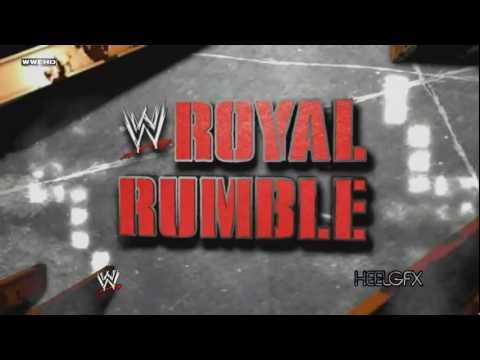 "WWE Royal Rumble 2012 Theme Song - ""Dark Horses"" + Download Link"