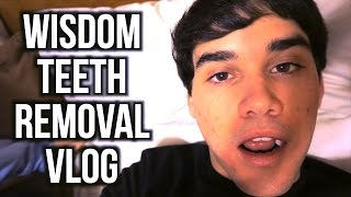 HILARIOUS  WISDOM TEETH AFTERMATH!!! - Andrew Flair