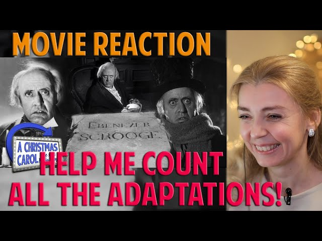 MOVIE REACTION | Scrooge / A Christmas Carol (1951) | FIRST TIME WATCHING