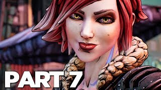 BORDERLANDS 3 Walkthrough Gameplay Part 7 - CAPTAIN TRAUNT (FULL GAME)